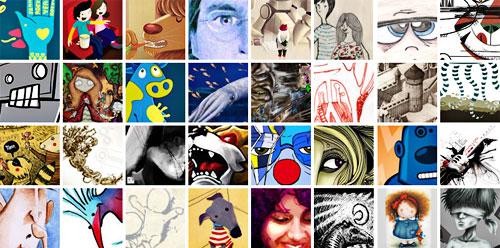 Ilustradores Colombianos