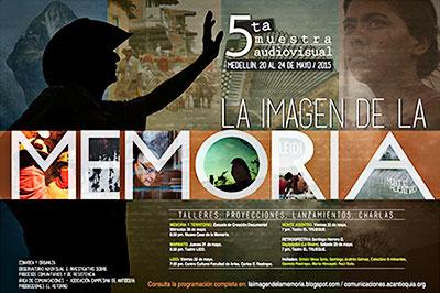"""V Muestra Audiovisual """"La imagen de la memoria"""" en Otraparte"""