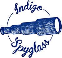 Indigo Spyglass (Pedro Botero)