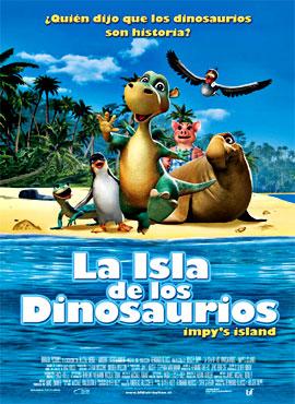 La isla de los dinosaurios - Reinhard Klooss / Holger Tappe