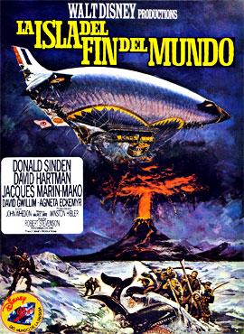 La isla del fin del mundo - Robert Stevenson