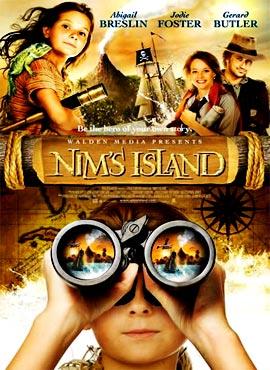 La isla de Nim - Mark Levin / Jennifer Flackett