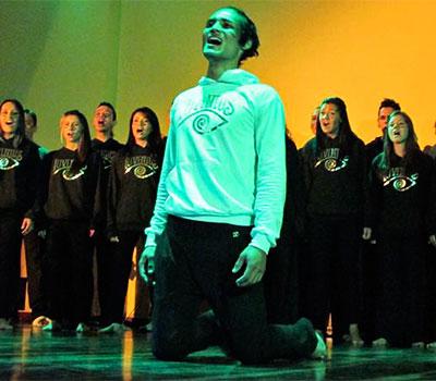 Fundación Sirenaica - Coro Iuventus