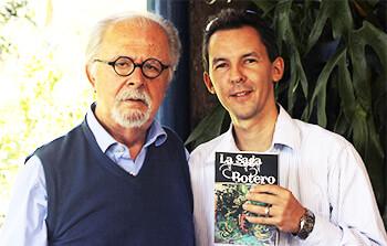 Fernando Botero y Jaime Botero Echeverri
