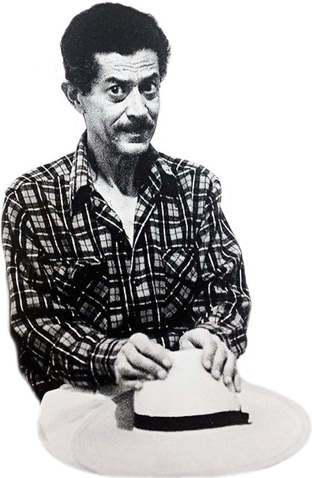 Jaime Espinel - Foto © Jairo Osorio