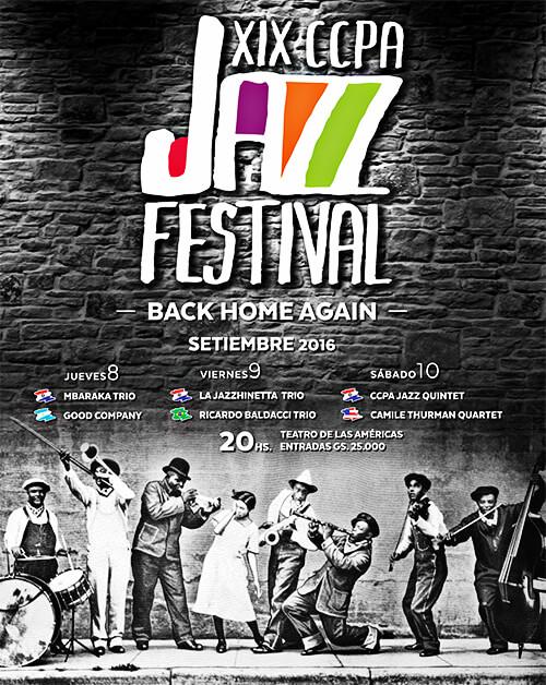 XIX CCPA Jazz Festival - Paraguay