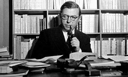 Jean-Paul Charles Aymard Sartre Schweitzer (1905 - 1980)
