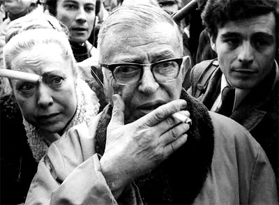 Jean Paul Sartre (1905 - 1980)