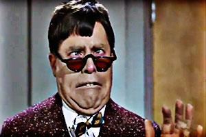 Jerry Lewis se hace el loco - Gregg Barson