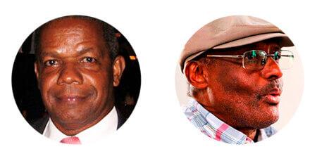 Jesús Elías Córdoba Valencia y Alfredo Vanín Romero