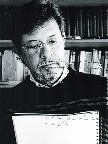 Jesús (Pacho) Gaviria Gutiérrez (1949 - 2015) / Foto © Klaus Dieck