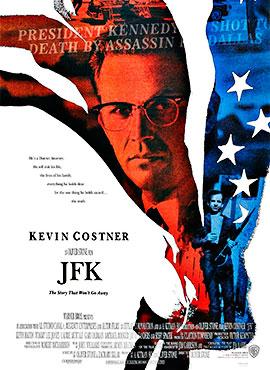 J.F.K. Caso abierto - Oliver Stone