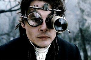 La leyenda del jinete sin cabeza - Tim Burton