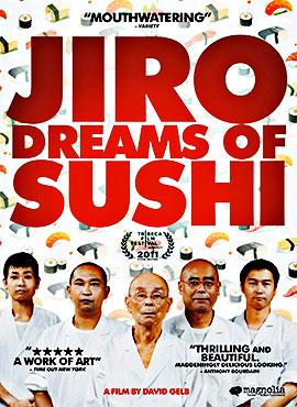Jiro sueña con sushi - David Gelb