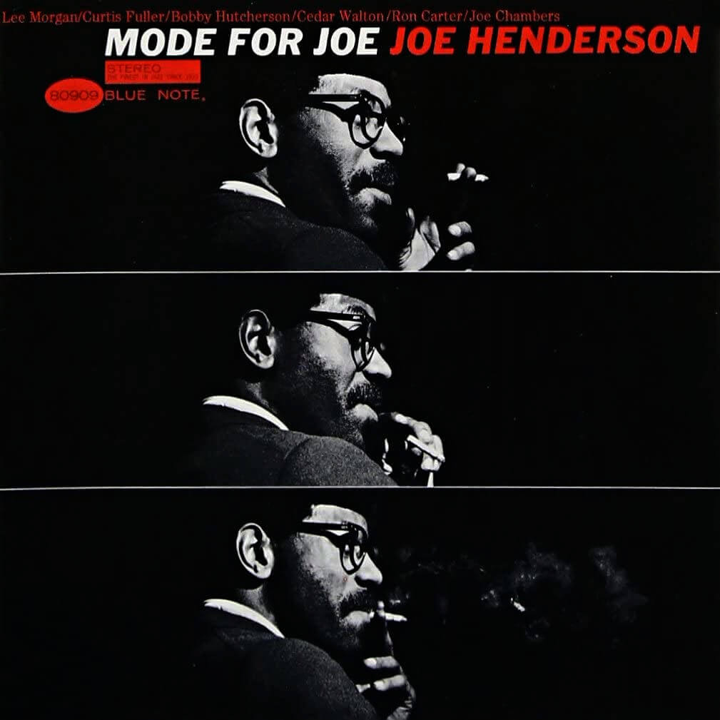 Portada del disco «Mode for Joe» de Joe Henderson