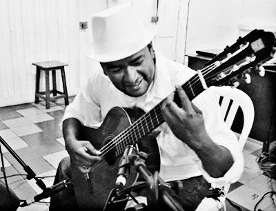 """Jorge Echeverri - """"Vida, música y vibración"""""""