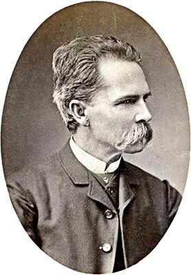 Jorge Isaacs (1837 - 1895)
