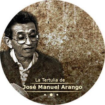 "Documental ""La Tertulia de José Manuel Arango"" de César Augusto Montoya"