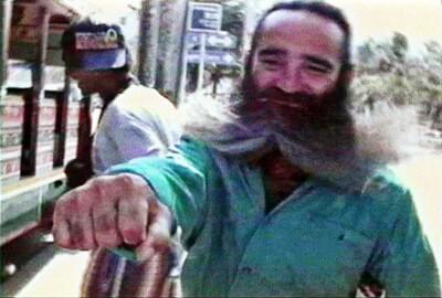 Fotograma del documental «Diario de viaje»