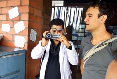 Fotograma del documental «Carta a Juan»