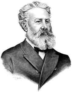 Jules Gabriel Verne (1828 - 1905)