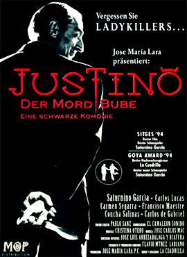Justino, un asesino de la tercera edad - Santiago Aguilar / Luis Guridi