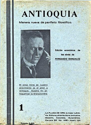 Revista Antioquia - (1936 - 1945)