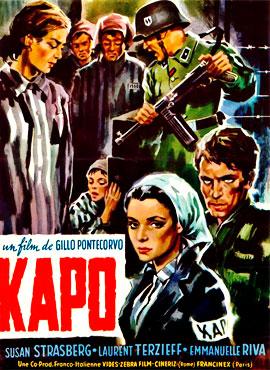 Kapo - Gillo Pontecorvo