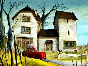 Kerity, la casa de los cuentos - Dominique Monfery