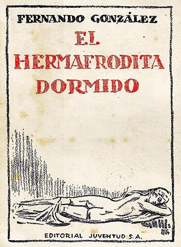 El Hermafrodita dormido - 1933