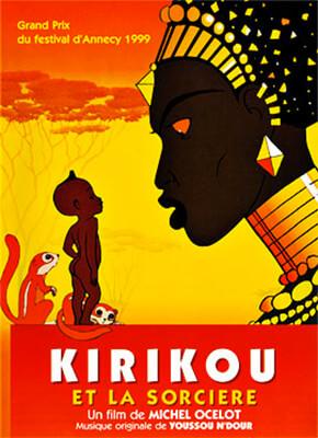Kirikou y la hechicera - Michel Ocelot