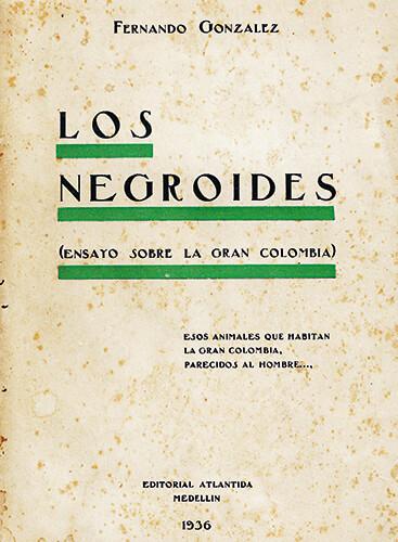 Los negroides - 1936