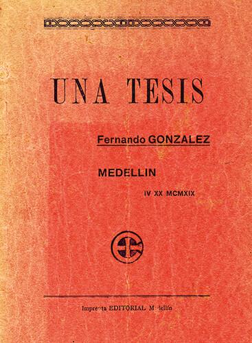 Una tesis - El derecho a no obedecer - 1919