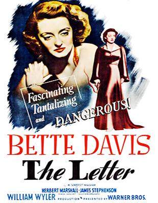 La carta - William Wyler