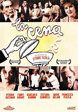 La cena - Ettore Scola