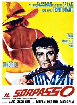 La escapada - Dino Risi