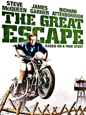 El gran escape - John Sturges