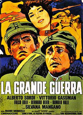 La gran guerra - Mario Monicelli