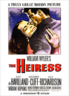 La heredera - William Wyler