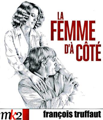 La mujer de al lado - François Truffaut