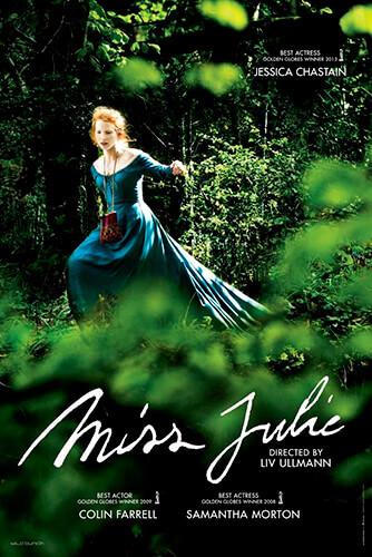 La señorita Julia - Liv Ullmann