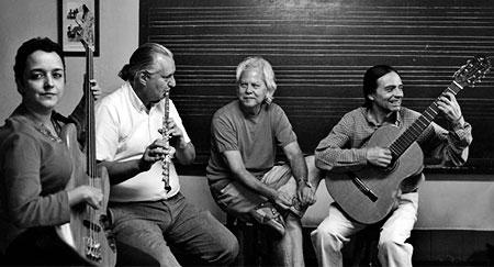 Cuarteto La Teja Rota