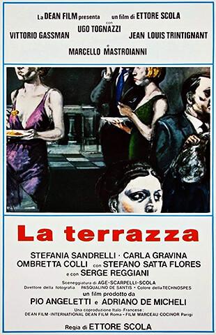 La terraza - Ettore Scola