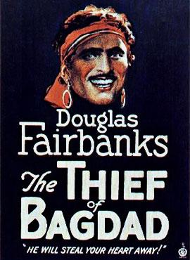 El ladrón de Bagdad - Raoul Walsh