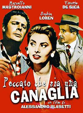 La ladrona, su padre y el taxista - Alessandro Blasetti