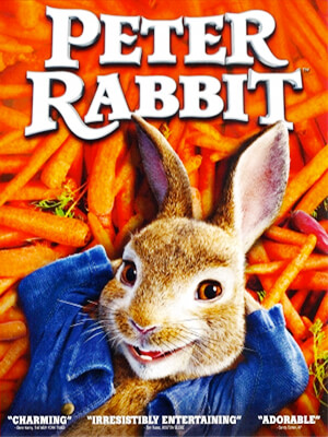 Las aventuras de Peter Rabbit - Will Gluck