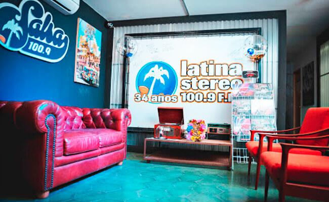 Foto de la emisora Latina Stereo