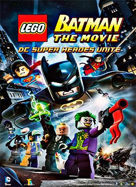 Lego Batman: La película - El regreso de los superhéroes de DC