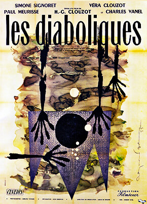 Las diabólicas - Henri-Georges Clouzot