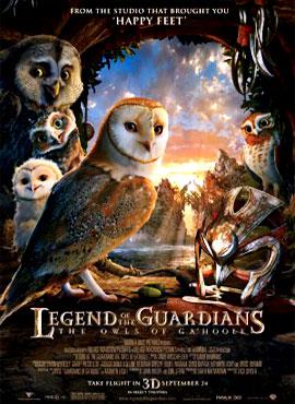 La leyenda de los guardianes (Las lechuzas de Ga'Hoole) - Zack Snyder